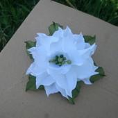 Заколка обруч повязка Цветок