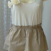 Платье летнее нарядное мини Mystree р.46 №6548