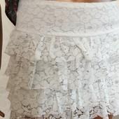 стильная юбка Jenyfer оригинал из Франции р-S