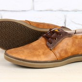 Туфли натуральная кожа В2003