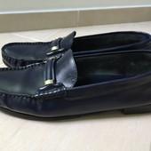продам кожаные туфли мокасины TOD'S