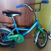 срочно! велосипед 2-5лет