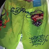 Фірмові брендові стильні шорты шорти Ed Hardi.л.