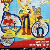 Складная модель История игрушек 3 Ковбой Вуди от Klip Kitz