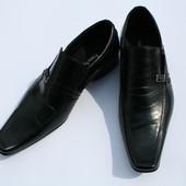 41р. Классические мужские туфли