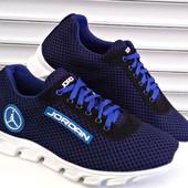 Кроссовки Jordan Синие