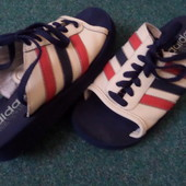 Шлепанцы  Adidas -размер 37-длина стельки-23,6 см