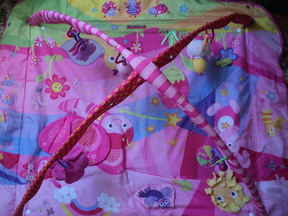 Развивающий коврик tiny love маленькая принцесса фото №1