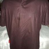 Фірмова футболка-поло  бренд Conte of Florence.м .