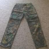 Камуфляжні штани чоловічі Wrangler 2 в 1 36x34