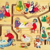 Лабиринт «Мир сказки», Мди Артикул: Р59
