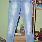 Красивые джинсы RAW slim fit, р. 28-29