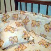 Сменный постельный комплект Ласка детский ( 3 элемента )