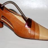 Туфли 39 р Hogl, Австрия, кожа полная, оригинал