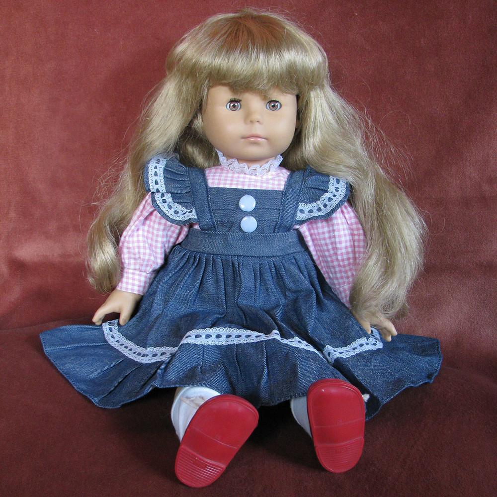 Кукла hobby enterprises 50 см фото №1