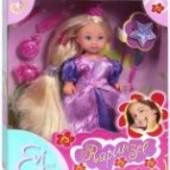 Кукла Еви длинные волосы  Rapunzel   от Sіmba