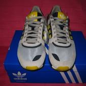 Новые кожаные фирменные кроссовки Adidas ZX 630 (оригинал) - 44,5 размер