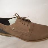 Мужские кожаные туфли vadrus