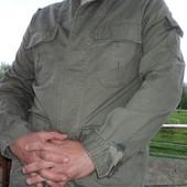 Фірмова стильна демі курточка Мілітарі .Л.