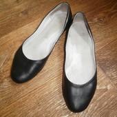 Туфли, кожа, 37р, по стельке 25см.