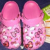 Сrocs Hello Kitty Good Times Sandals р.34   23 см