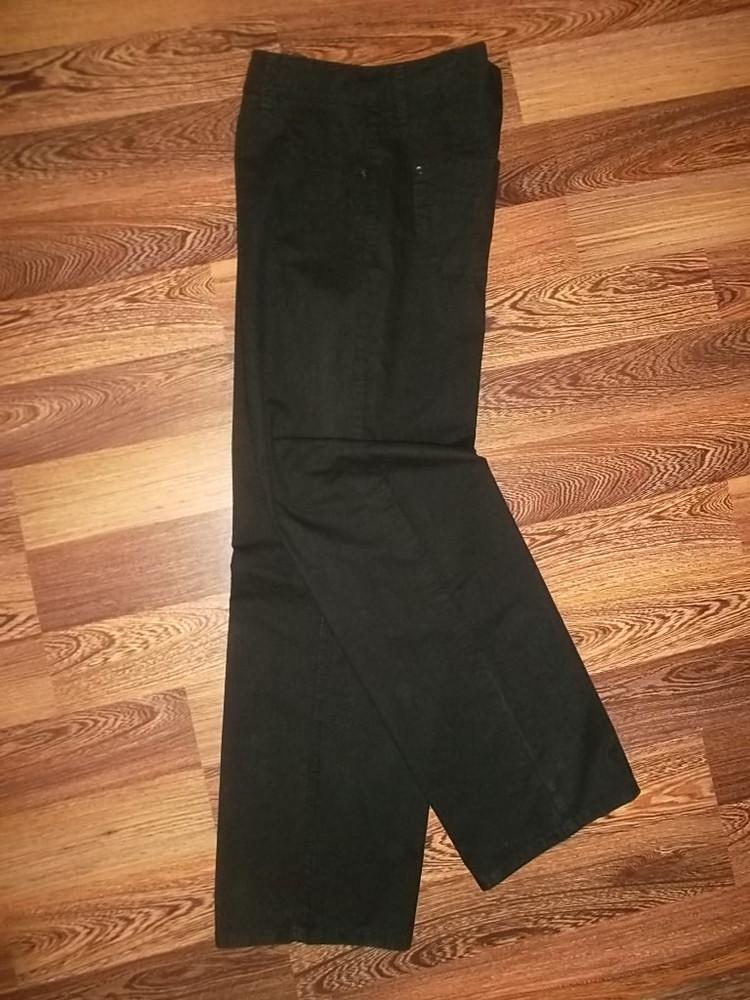 Лёгкие джинсы Длина=104 см., ПОБ=52 см. Отличное состояние. фото №1