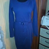 Брендовое  трикотажное платье