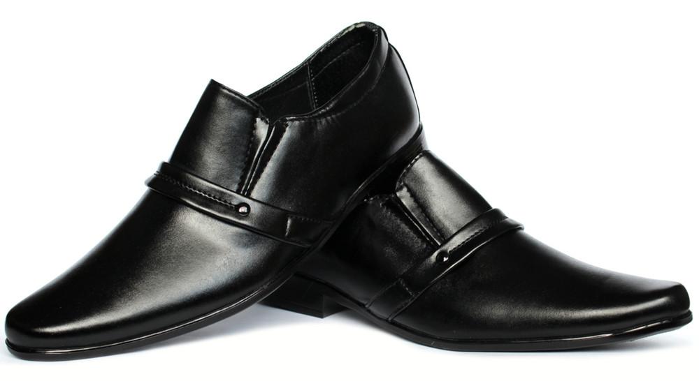40 и 43 р Классические мужские туфли Львовской фабрики (Б01) фото №1