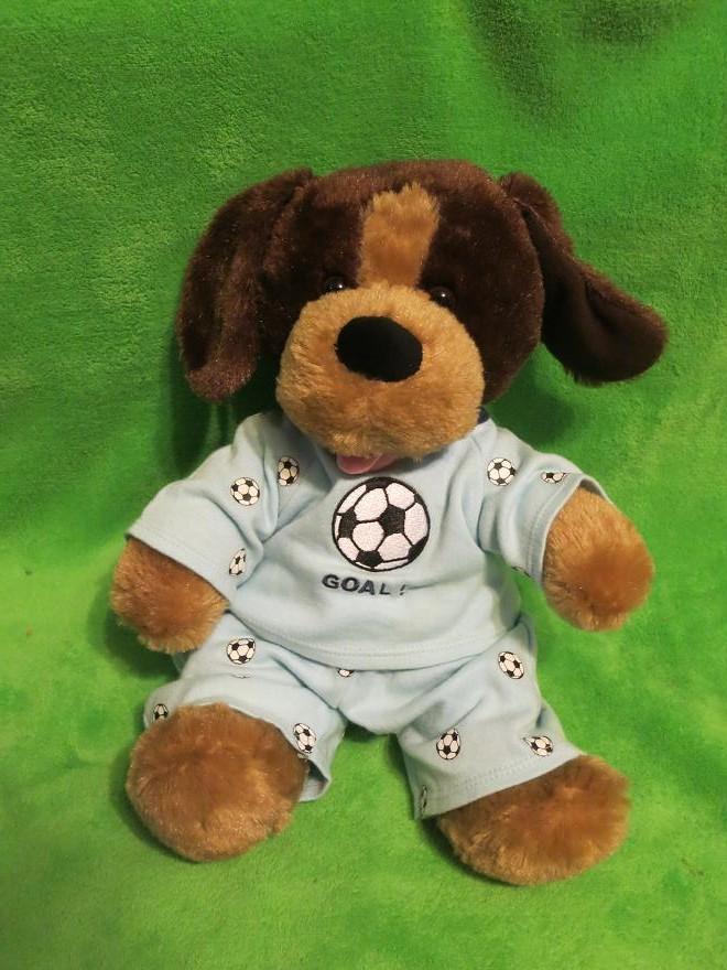 Собака.пес.собачка.песик.мягкая игрушка.мягка іграшка.мягкие игрушки.build-a-bear workshop. фото №1