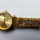 Золотые женские Часы Rolex (ролекс) 05
