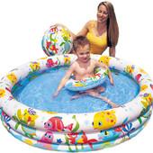 Детский бассейн Intex 59469 132х28 см