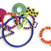 Прорезыватель 'Цепочка' Playgro 4011459 Австралия разноцвет 1213616