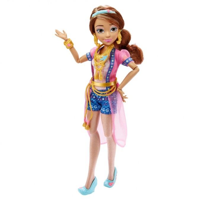 Hasbro disney descendants кукла одри наследники - восточный шик, b5743 фото №1