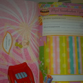 Яркий детский фотоальбом для фото и записей от рождения!50 стр.Мальчик и Девочка в наличии.