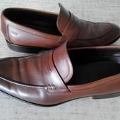 Туфли кожаные р.43Hugo Boss(оригинал)