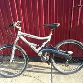 Горный велосипед со скоростями  Viking