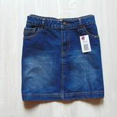 Новая джинсовая юбка для девочки или мамы. Bloem. Размер S-M