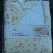 Плед-одеяло Duetbaby Minky Velur+Cotton (648)