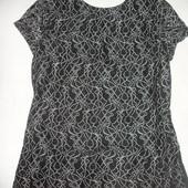Фирменная стильная блузочка на 44-46 размер