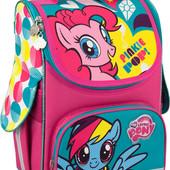 Рюкзак школьный каркасный Kite трансформер My Little Pony lp16-501S-2