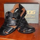 Мужские кожаные сандалии UDG 42-43р.Распродажа!