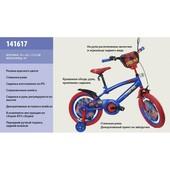 Детский велосипед 16 дюймов 141617