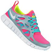 Кроссовки Nike Free Run 2 . 37-38размер.