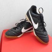 Кроссовки Nike Tiempo р. 37. 5