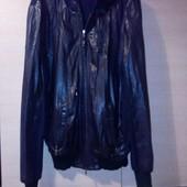 Кожаная куртка Preview Milano Италия Оригинал