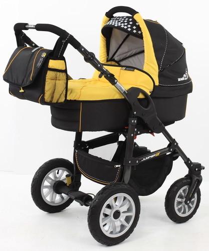 Главные характеристики детской коляски 2 в 1 tako jumper