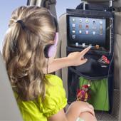 Органайзер для автомобиляCar Back Tablet Organizer