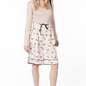 Стильные шорты-юбка от ZARA
