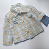 Рубашка-обманка 2в1 Cherokee (9-12 мес.)