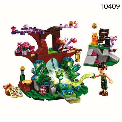 Конструктор bela fairy аналог lego 10409 10412 10413 10409 elves лего феи эльфы фото №1